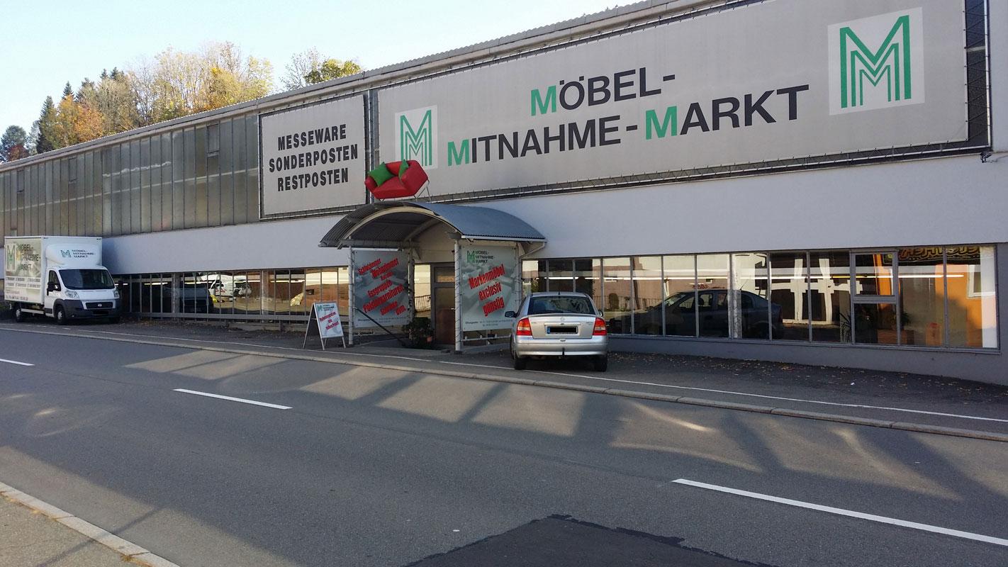 Unser Markt- Möbel-Mitnahme-Markt in Alpirsbach
